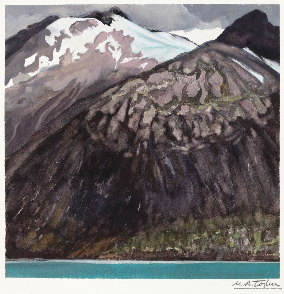 Harding Glacier